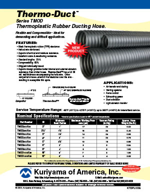 Thermo-Duct