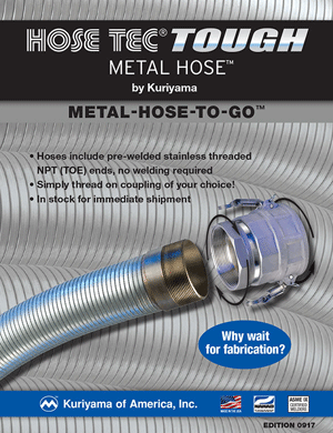 Metal Hose-To-Go
