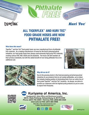 Phthalate Free flyer