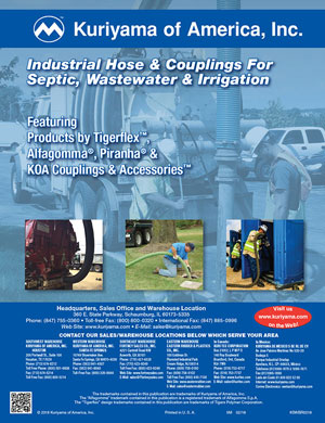 Hoses-Septic-Wastewater